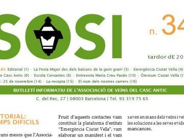 Nou Butlletí de la SOSI